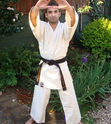 Gassho Hemp Karate Gi (Suit) Standard